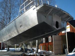 nordisk batstandard for yrkesbater under 15 meter