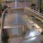 Fiskebåt 4,5 meter (trimaran)